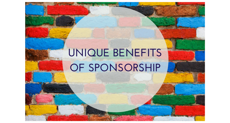 Unique Sponsorship Benefits