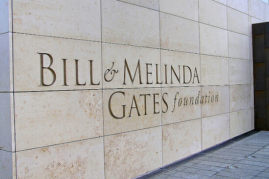 Bill&Melissa Gates foundation