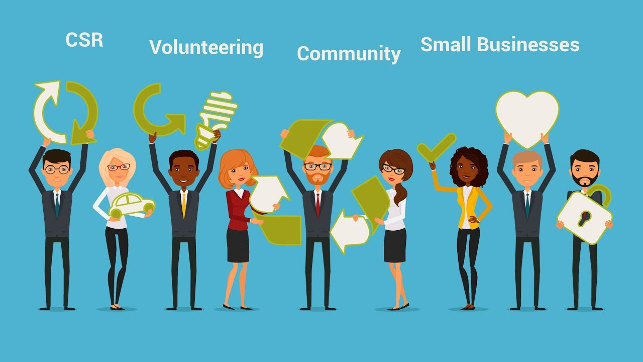 Corporate Volunteering | Definition & Meaning | Optimy Wiki
